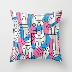 Bartolomé Throw Pillow