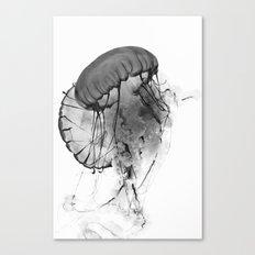 Dancing Jellies Canvas Print