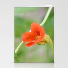 Nasturtium Stationery Cards