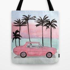 Mustang Sadie Tote Bag