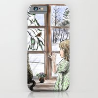 Window dreaming. iPhone 6 Slim Case