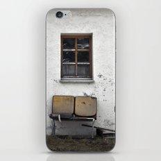 garden furniture... iPhone & iPod Skin