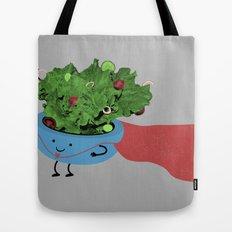Super Salad Tote Bag