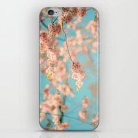 Dance Of The Cherry Blos… iPhone & iPod Skin