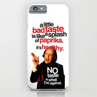 Diana Vreeland on Taste iPhone 6 Slim Case