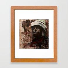 Talib Framed Art Print