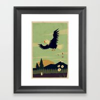 Nature's Way Framed Art Print