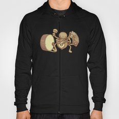 The One Spider Band Hoody