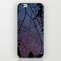 Changes At Dusk iPhone & iPod Skin