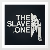 The Slave One Art Print