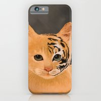 iPhone & iPod Case featuring Tiger by Tummeow