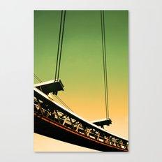 The Tranporter 1 Canvas Print