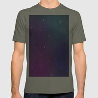 Galaxy Mens Fitted Tee Lieutenant SMALL