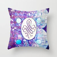 Holly (#TheAccessoriesSeries) Throw Pillow
