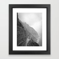 Cape Town Framed Art Print