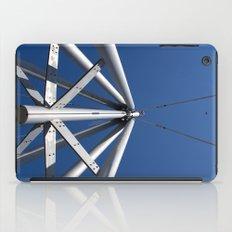 Sky and steel iPad Case