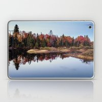 A Clear Autumn Evening Laptop & iPad Skin