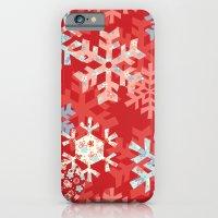 Snowflake Dream iPhone 6 Slim Case