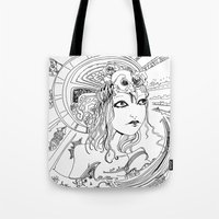 Intoxicating Moment Tote Bag