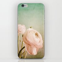 RANUNCULUS iPhone & iPod Skin