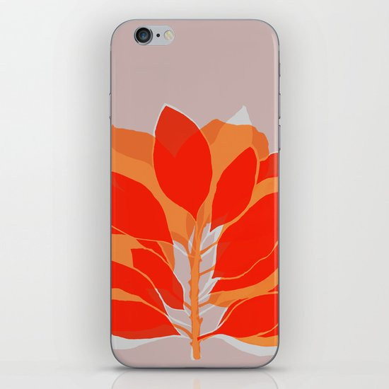 Blossom Spice iPhone & iPod Skin