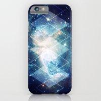 Shining Nebula - Blue iPhone 6 Slim Case