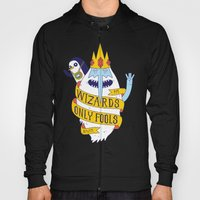 Wizards Only Fools Hoody
