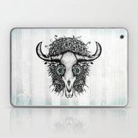 The Spirit Of The Buffal… Laptop & iPad Skin