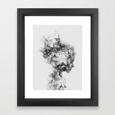 Dissolve Me Framed Art Print