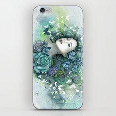 Blues iPhone & iPod Skin