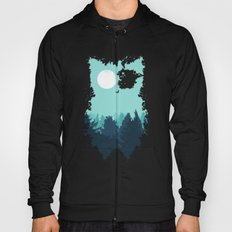 Winter Owl Hoody