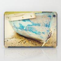 cape cod blue iPad Case