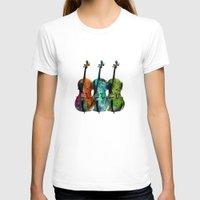 music T-shirts featuring  MUSIC by mark ashkenazi
