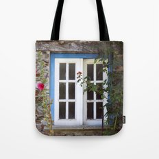 Almost open Tote Bag