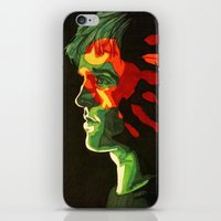War Paint iPhone & iPod Skin