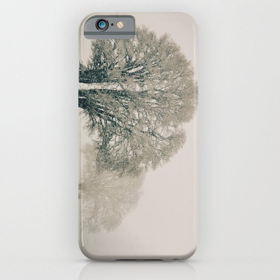 Enduring Winter iPhone & iPod Case