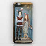 Unrequited Love In An El… iPhone & iPod Skin