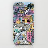 Tiny Town iPhone 6 Slim Case