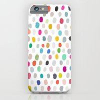 fava 5 sq iPhone 6 Slim Case