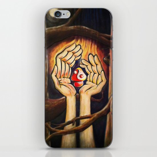 The Fruit of Duality iPhone & iPod Skin