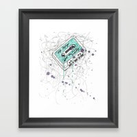 Stop Crying About The Mu… Framed Art Print