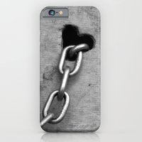 Unchain My Heart iPhone 6 Slim Case
