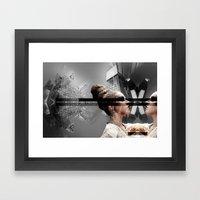 Emily 2 Framed Art Print