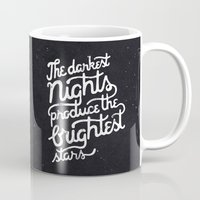 Darkest Nights Mug