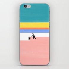 Winter Cleaning iPhone & iPod Skin