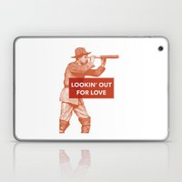 Looking Out For Love Laptop & iPad Skin