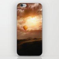 Hope, from the Sun II iPhone & iPod Skin