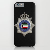 Ministry of interior - Kuwait iPhone 6 Slim Case
