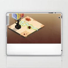In the Rays of a Cloudless Sun Laptop & iPad Skin