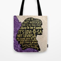 Hermione - Character Pillow Tote Bag